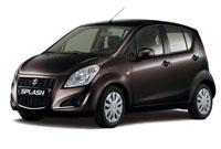 Каталог запчастей Suzuki Splash